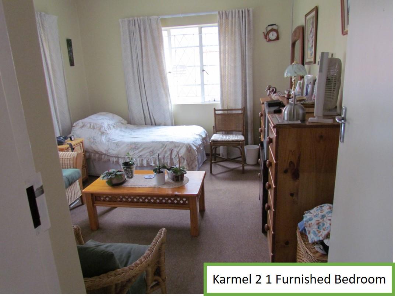 Karmel 2 - 1 Furnished bedroom