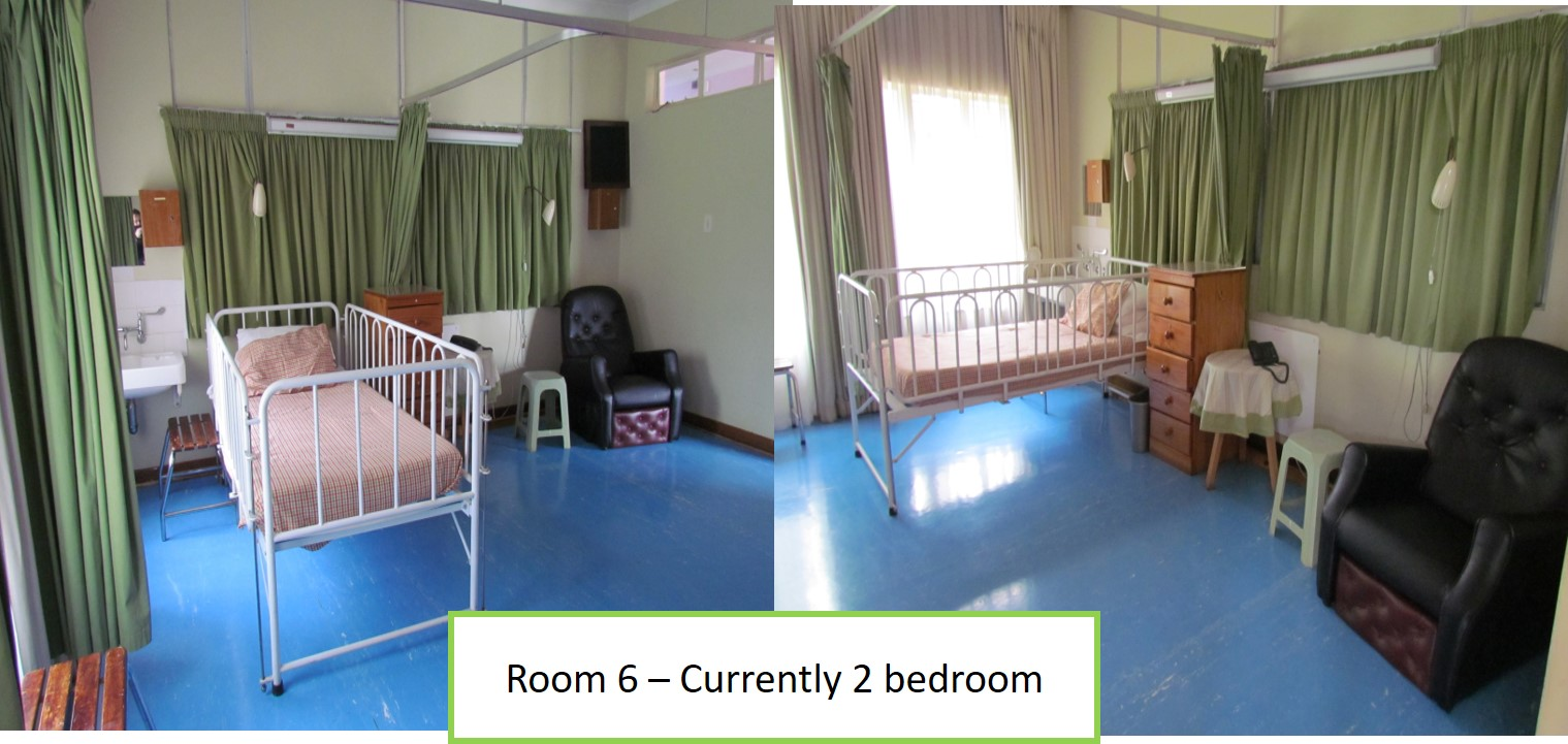 Room 6 Isolation Ward